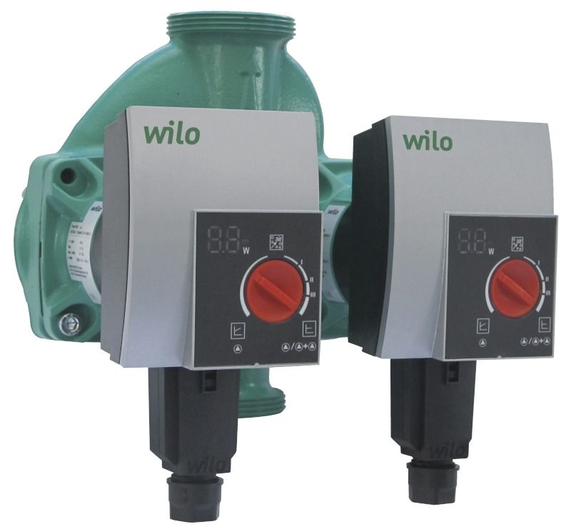 WILO Yonos PICO-D 30/1-6 Nedvestengelyű fűtési keringető szivattyú / 4178164