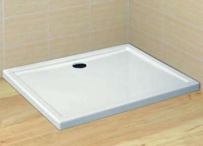 RADAWAY Tasos D 100x90 akril zuhanytálca, szifonnal STD1096-30