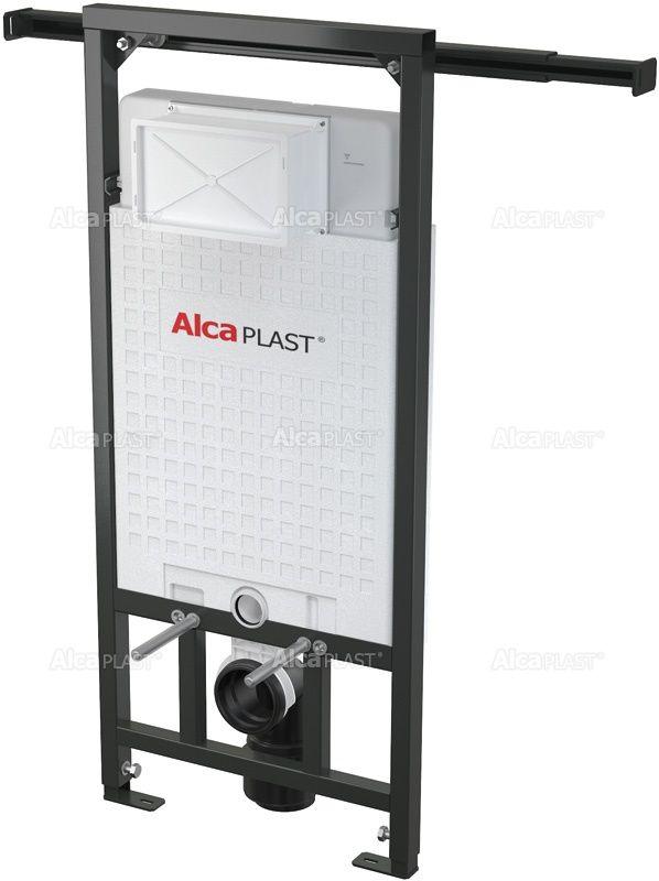 AlcaPLAST A102/1200 Jádromodul - falba építhető / beépíthető / falsík alatti / befalazható WC tartály