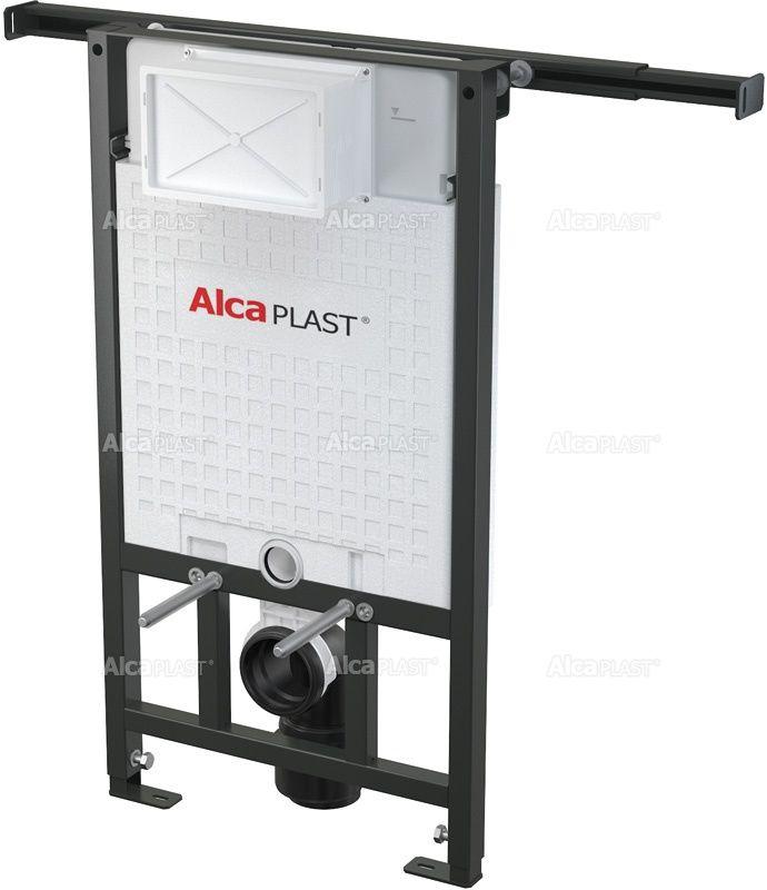AlcaPLAST  A102/1000 Jádromodul - falba építhető / beépíthető / falsík alatti / befalazható WC tartály