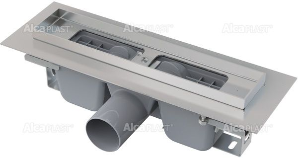 AlcaPLAST  APZ1007-FLOOR-300 Mini Zuhanyfolyóka