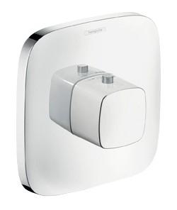 HansGrohe PuraVida Falsík alatti termosztát színkészlet / króm / 15770000 / 15770 000