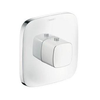 HansGrohe PuraVida Falsík alatti termosztát színkészlet / fehér króm / 15770400 / 15770 400