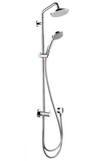 HansGrohe Croma 100 Reno Showerpipe / DN15 / króm / 27139000 / 27139 000