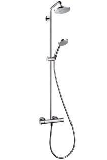 HansGrohe Croma 100 Showerpipe / DN15 / króm / 27169000 / 27169 000