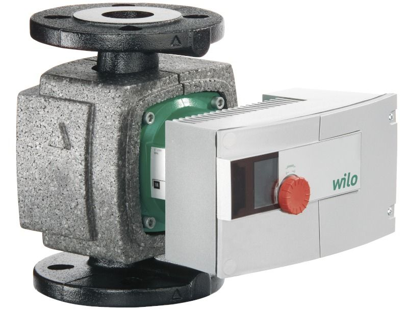 WILO Stratos-D 32/1-8  Nedvestengelyű fűtési keringető szivattyú / 2090461
