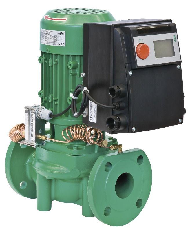 WILO VeroLine IP-E 40/120-1,5/2 R1 Elektronikusan szabályzott száraztengelyű egyes-szivattyú / 2109799