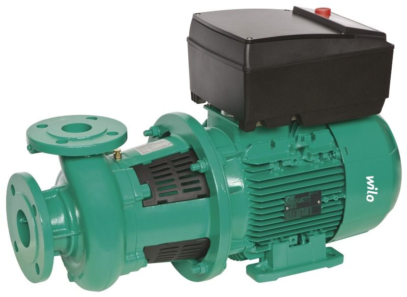 WILO CronoBloc BL-E 40/210-11/2-R1 Elektronikusan szabályzott száraztengelyű egyes-szivattyú, blokk kivitelben / 2126123