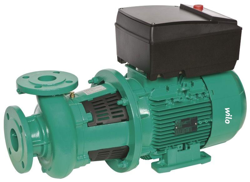 WILO CronoBloc BL-E 50/110-3/2-R1 Elektronikusan szabályzott száraztengelyű egyes-szivattyú, blokk kivitelben / 2126126