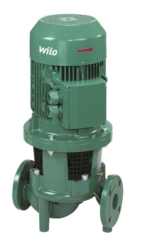 WILO CronoLine IL 65/120-0,55/4 Karimás csatlakozású, inline kivitelű száraztengelyű szivattyú / 2139459
