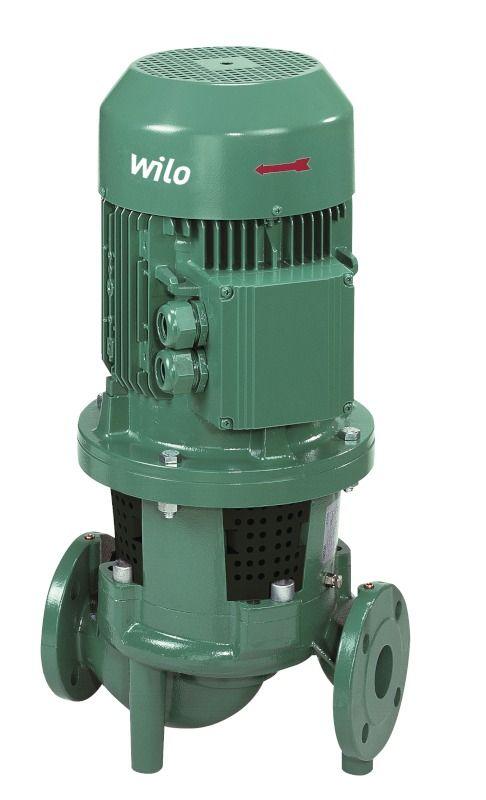 WILO CronoLine IL 100/220-5,5/4 Karimás csatlakozású, inline kivitelű száraztengelyű szivattyú / 2062890
