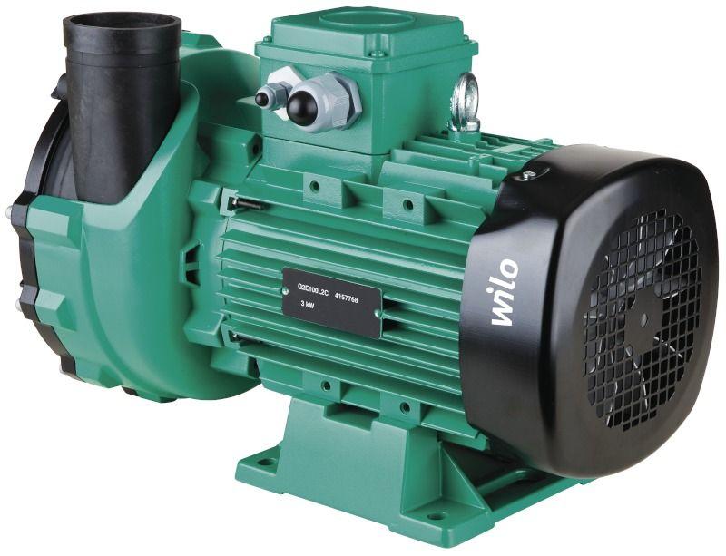 WILO BAC 40/125-0,75/2-DM/S-2 Menetes vagy Victualic csatlakozású, blokk kivitelű száraztengelyű szivattyú / 4158652