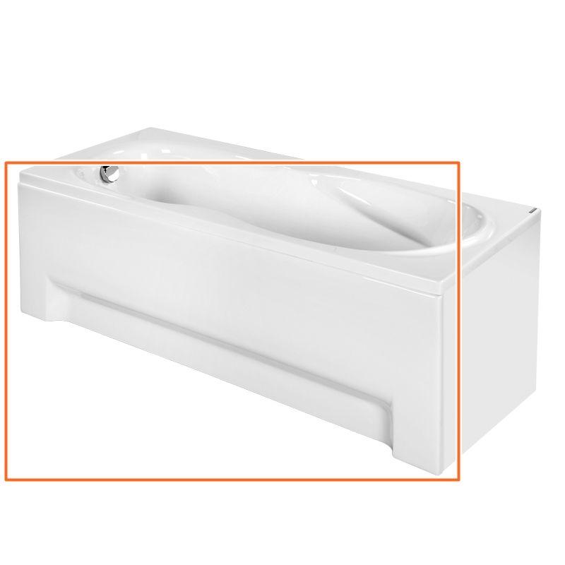 M-Acryl KLARA 150x70 cm egyenes akril kádhoz előlap