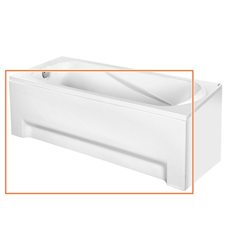 M-Acryl SORTIMENT 150x75 cm egyenes akril kádhoz előlap