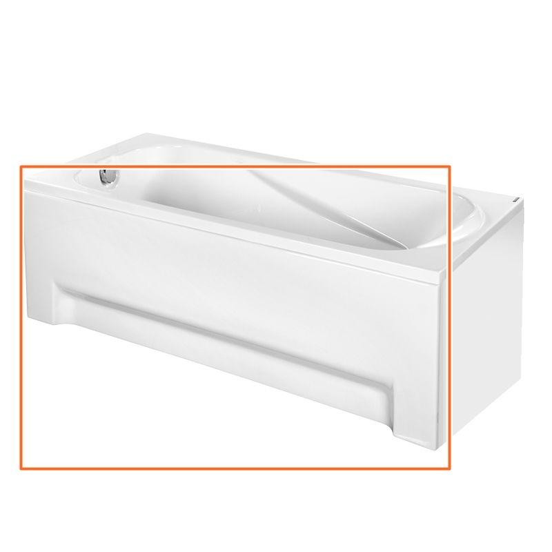 M-Acryl SORTIMENT 160x75 cm egyenes akril kádhoz előlap