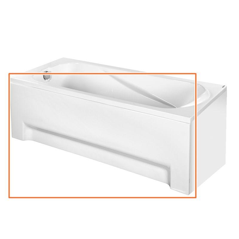M-Acryl SORTIMENT 170x75 cm egyenes akril kádhoz előlap