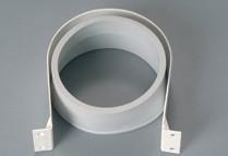 Saunier Duval, 60/100 Külső gumihüvely bilinccsel, Cikkszám: 05622500