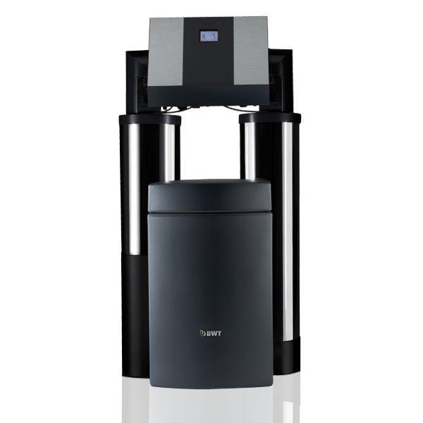 BWT, Beépített, automata gyantaágy fertőtlenítő rendszerrel - vendéglátóhelyek számára, Rondomat DUO S 2 DVGW USB, Cikkszám: 11347