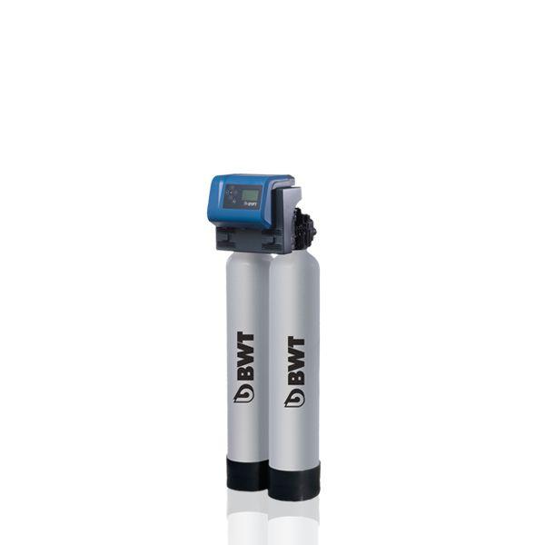 BWT, Beépített, automata gyantaágy fertőtlenítő rendszerrel - vendéglátóhelyek számára, Rondomat Duo 3 - DVGW, Cikkszám: 11152