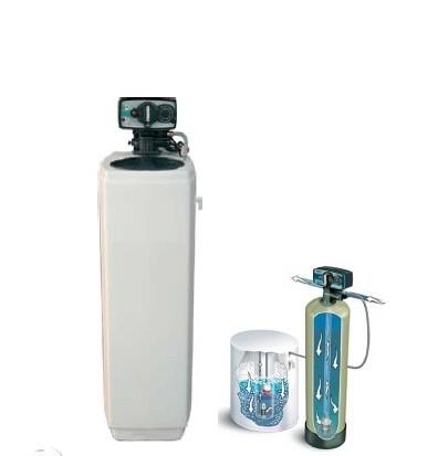 BWT, Egyoszlopos szakaszos üzemű automata vízlágyító/ Kabinetes kivitel - idő és mennyiségvezérelt, VAS 15 ECO/CH DIGI, Cikkszám: OEMA15