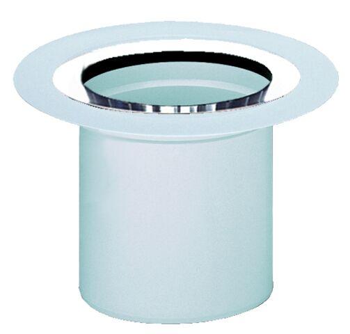 HL350.1 Magasító elemet 180mm/d 145mm szigetelő karimával, HL84 peremező gyűrűvel