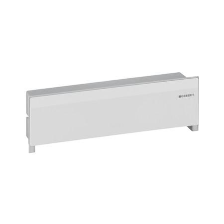 Geberit Takarólap zuhany szerelőelemhez / alpin fehér / 154.330.11.1 / 154330111
