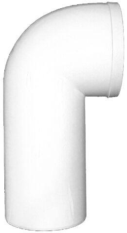 HL205 WC-csatlakozó könyök DN110 ajakos tömítéssel
