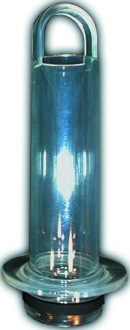 HL515/S Plexi túlfolyócső 98x33x38mm