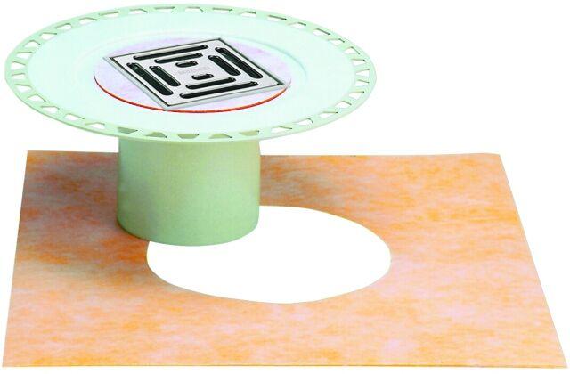 HL370 FlexDrain magasító folyékony fóliás szigetelés, 147x147mm/138x138mm