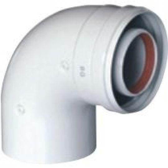 Tricox AAKÖ701 Alu/Alu könyök 100/150mm, 87°