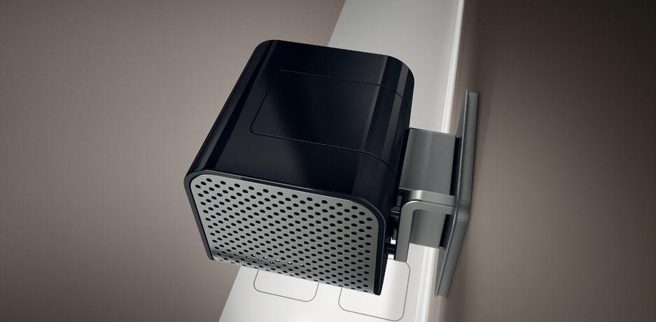 Elica 35CC ISLAND DYNAMIQUE design / designer páraelszívó, szagelszívó, fekete