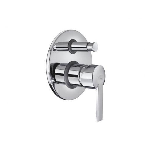 MOFÉM MODE süllyesztett / beépíthető kádtöltő / kád csaptelep zuhanyszett nélkül / 151-0046-50