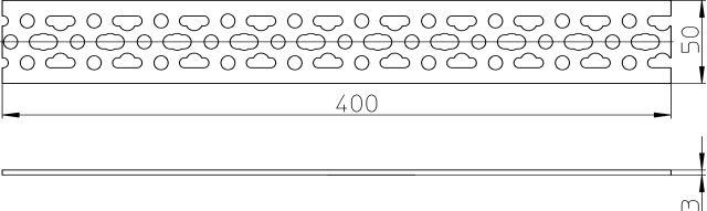 HL405B Szerelősín