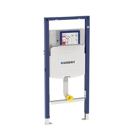 Geberit Duofix WC szerelőelem gyerek talpon álló WC részére Sigma 12cm-es öblítőtartállyal / 111.914.00.5 / 111914005
