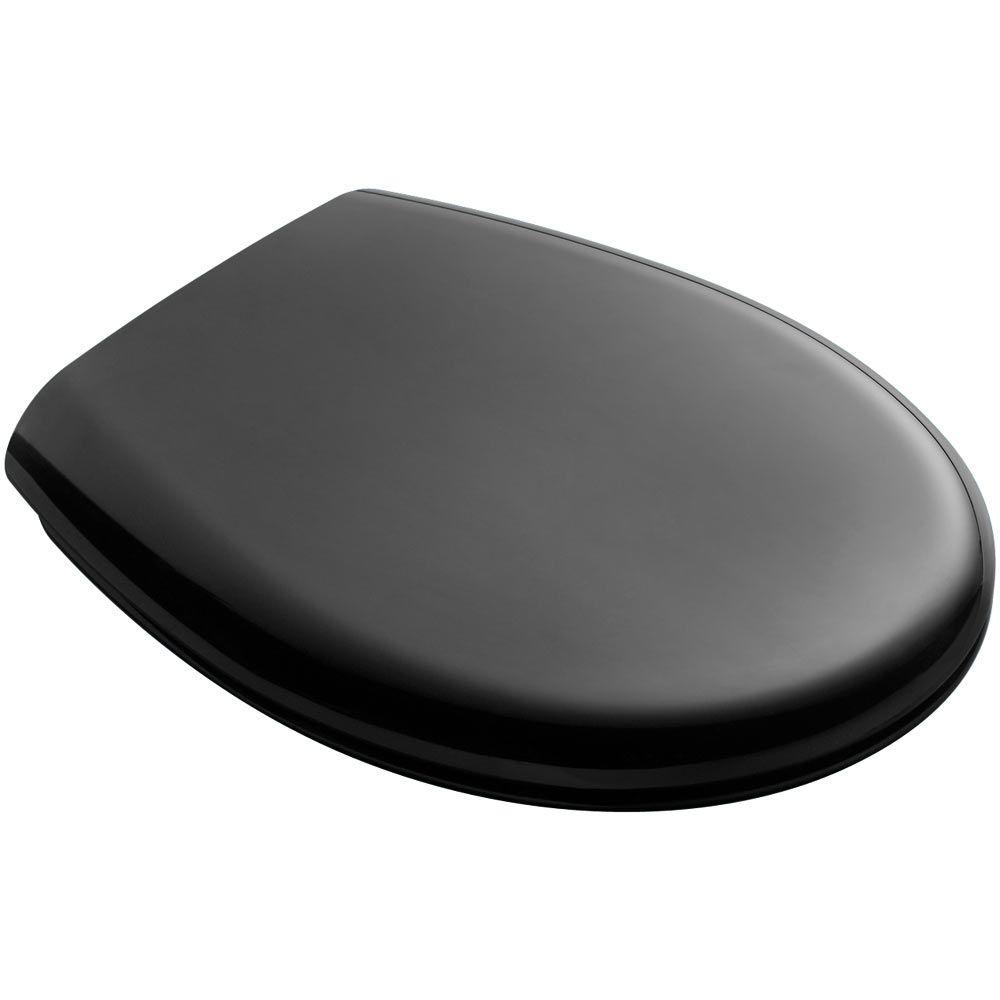 TEKA group, Portinox AC901 műanyag fekete wc ülőke és tető 70.901.02.00 / 709010200