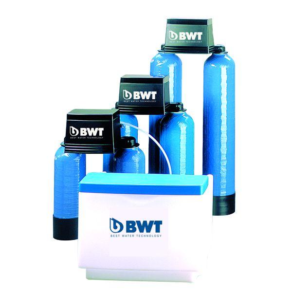 BWT, Kétoszlopos folyamatos üzemű automata vízlágyító / mennyiségvezérelt, VAD 15 Pro S, Cikkszám: 120015S