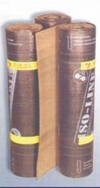ISO-LINE FIX 4,5 oxidált bitumenes hegeszthető üvegfátyolbetétes szigetelő lemez