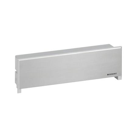Geberit Takarólap zuhany szerelőelemhez / rozsdamentes acél / 154.330.FW.1 / 154330FW1