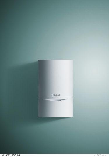 Vaillant ecoTEC Plus VU 246/3-5 E fűtő kazán, kondenzációs, fali gázkazán, 12-27 kW, eBUS