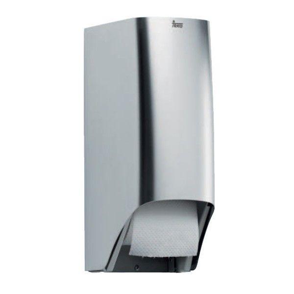 TEKA MX401 rozsdamentes acél dupla wc-papír tartó 76.401.02.00 / 764010200