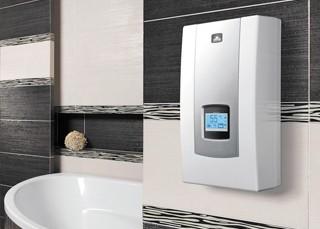 RADECO / KOSPEL PPVE FOCUS 27 kW-os 400V elektromos átfolyós vízmelegítő PPVE 27 kW-os