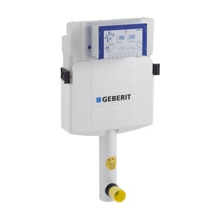 Geberit falsík alatti / falba építhető Sigma típusú 12cm-es wc öblítőtartály / wc tartály / 109.300.00.5 / 109300005