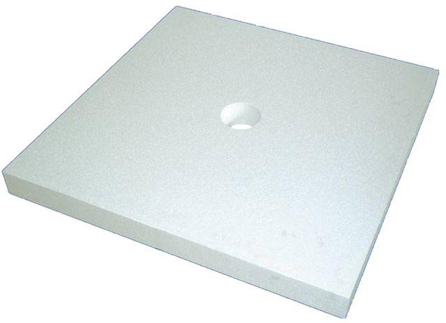 HL523U-120x120 Alátét elem 120x120 cm furattal